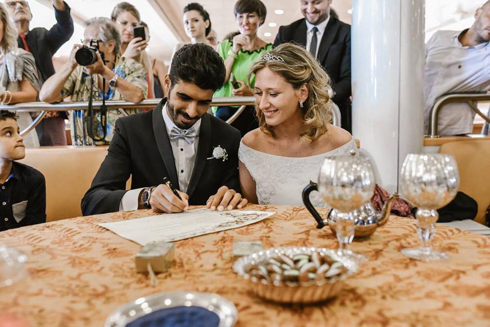 Matrimonio Chic Anass e Mariele