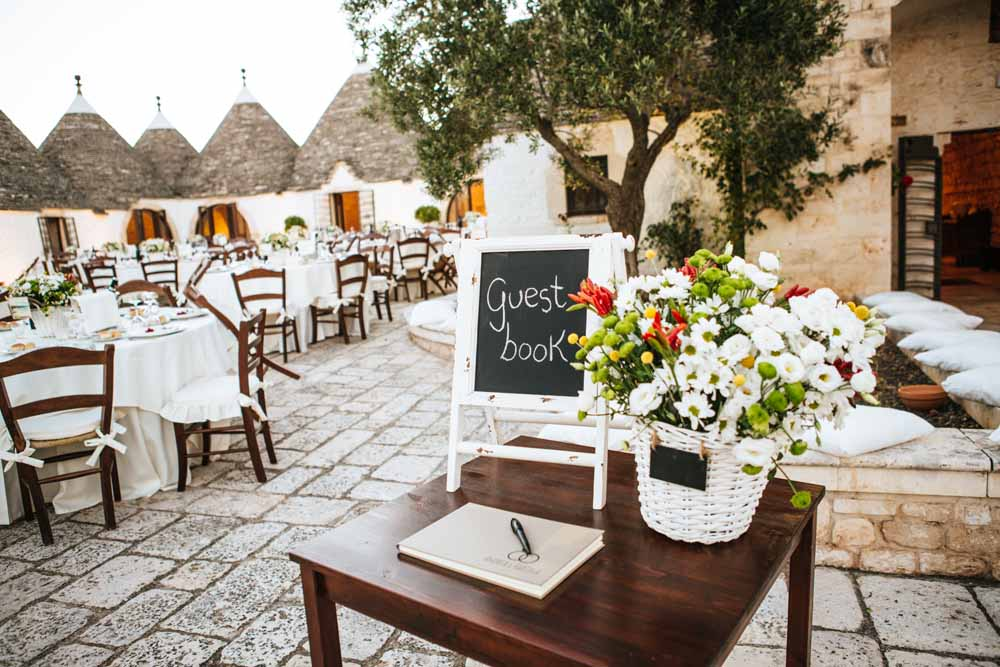 Matrimonio in Puglia Andrea e Fabiola