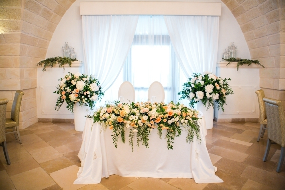 Wedding Planner Bari Addobbi Fiori