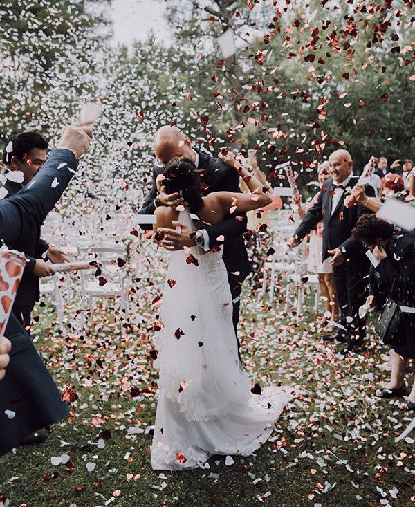 organizzare matrimonio-bacio