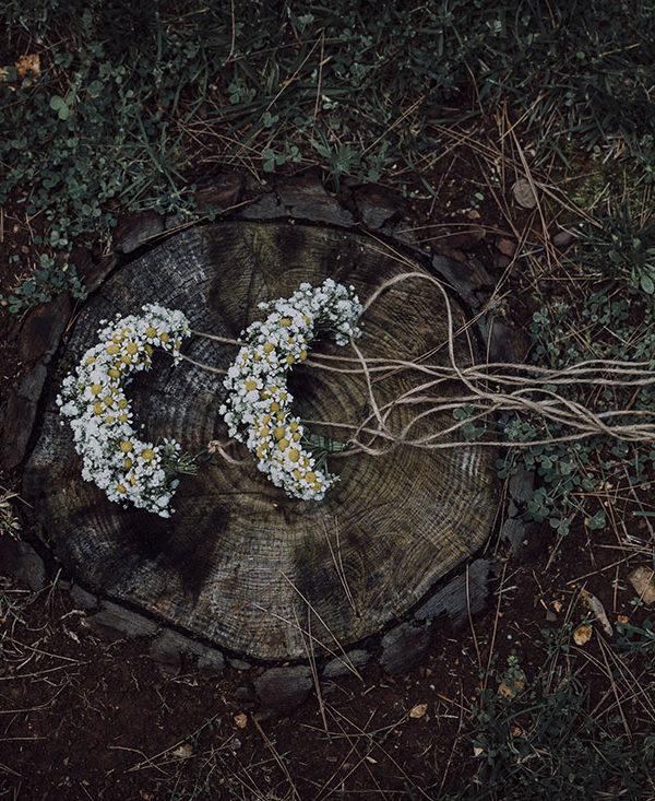 organizzare matrimonio-fiori bracciali
