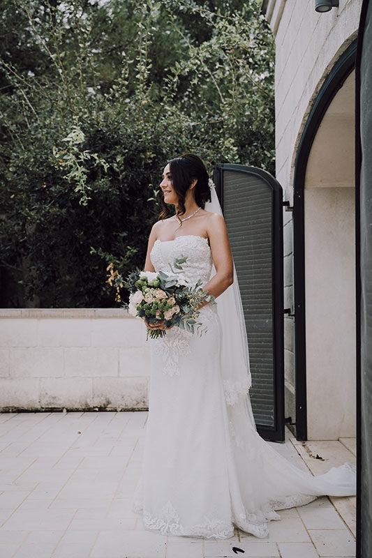 organizzare matrimonio-sposa