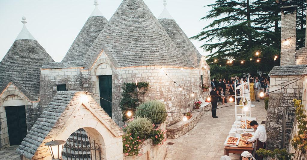 Matrimonio Spiaggia Brindisi : Le più belle masserie della puglia per il tuo matrimonio