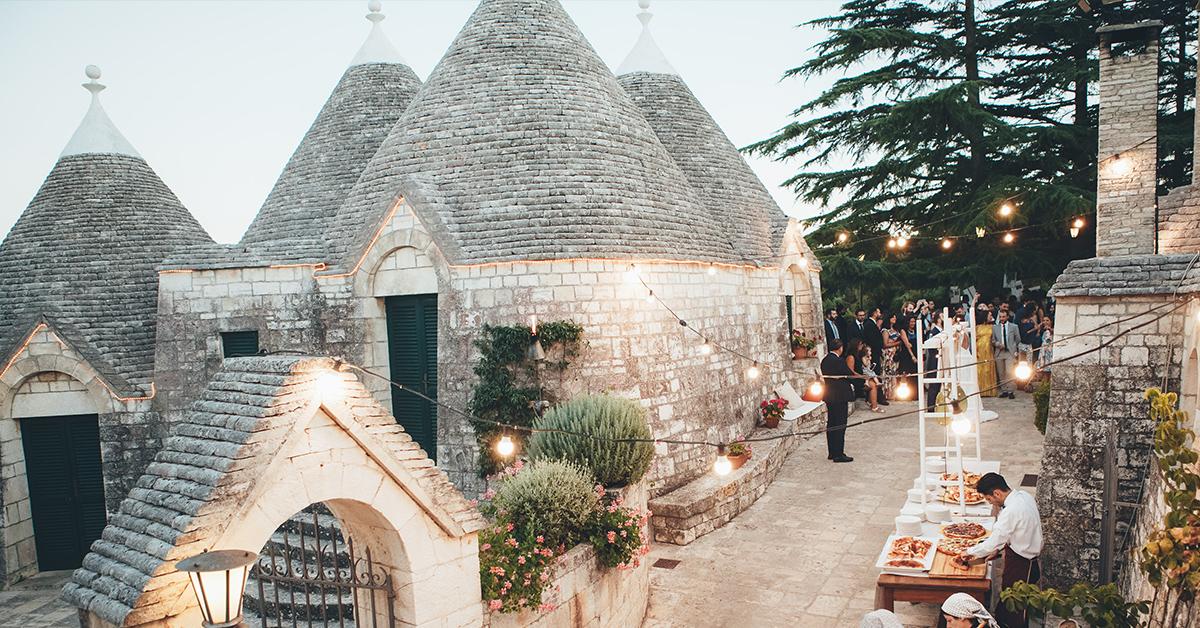 Le più belle masserie della Puglia per il tuo matrimonio