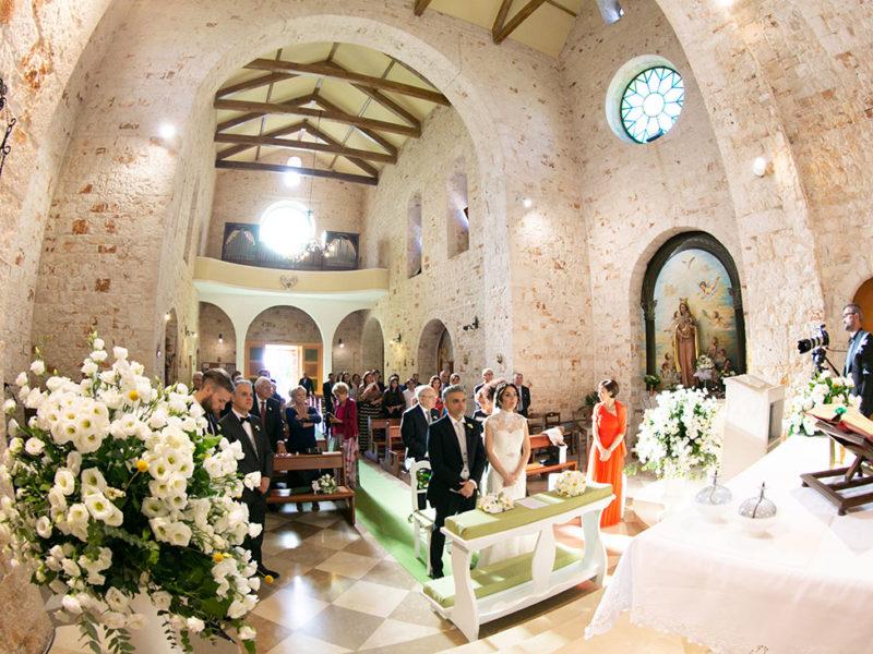 Wedding Apulia addobbi floreali