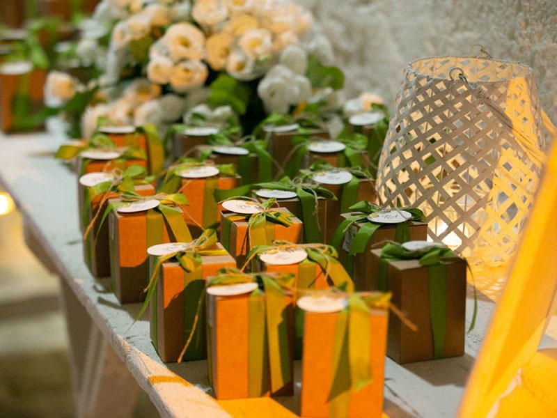 Wedding Apulia Confezione Bomboniere