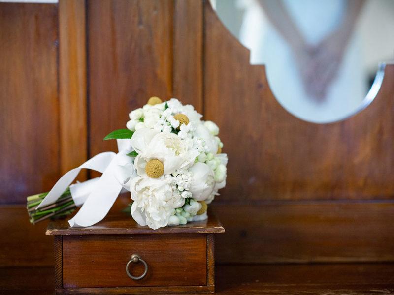 Wedding Apulia mazzo di fiori della sposa