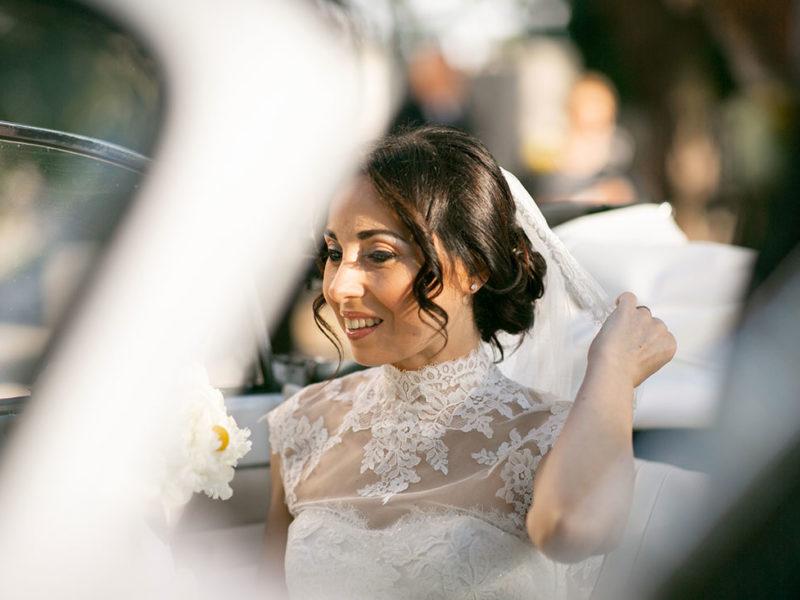 Wedding Apulia sposa raffinata