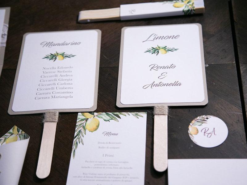 Wedding Apulia Stationery Particolare
