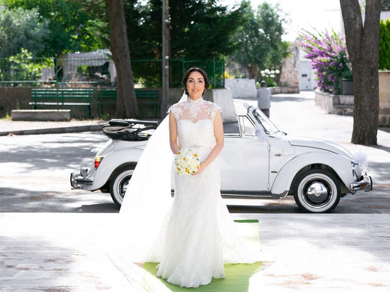 wedding apulia vestito della sposa