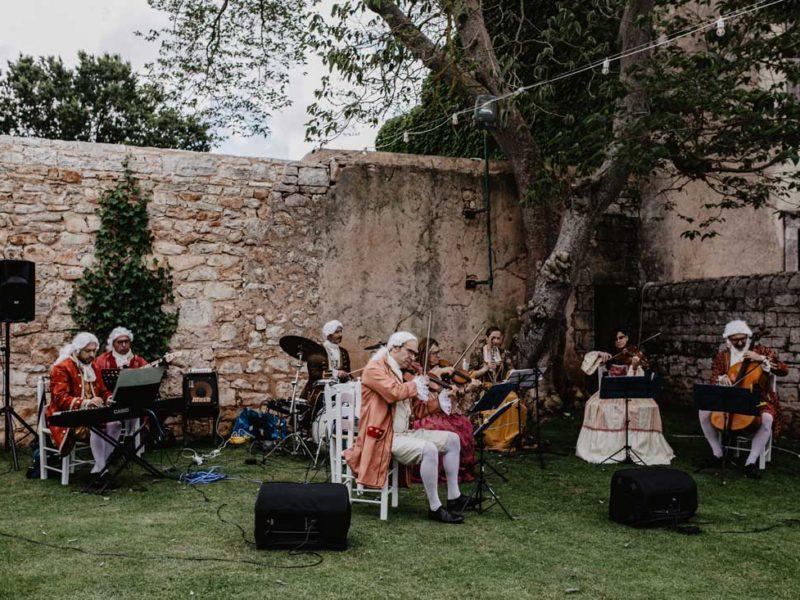 matrimonio glamour rondo veneziano