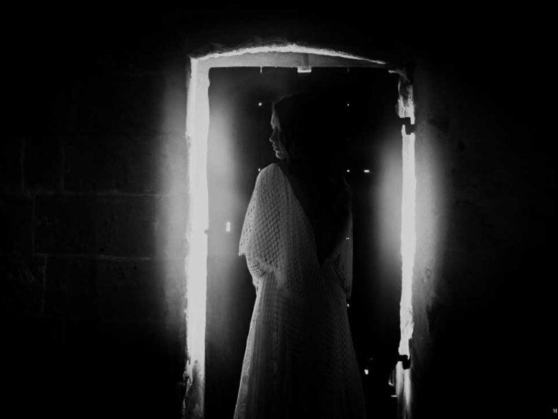 matrimonio boho chic inspiration matera sposa alla porta