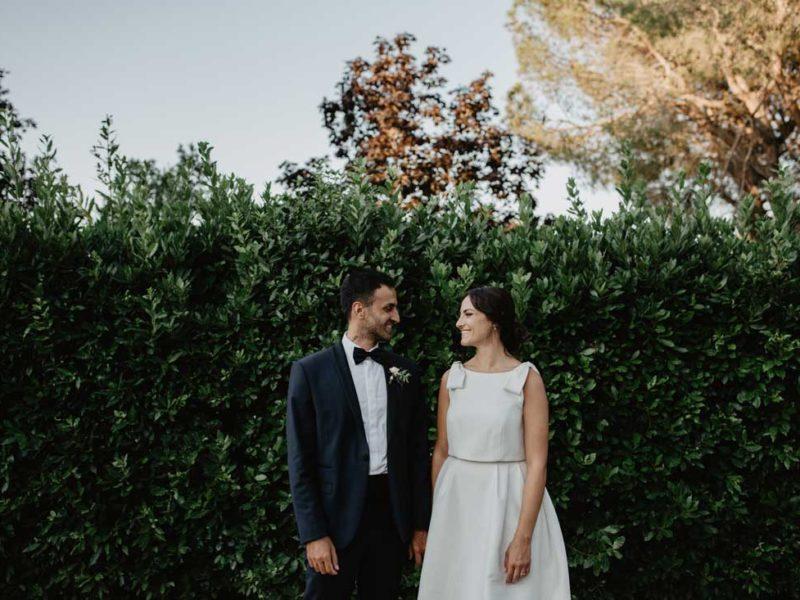 matrimonio glamour francesco e roberta