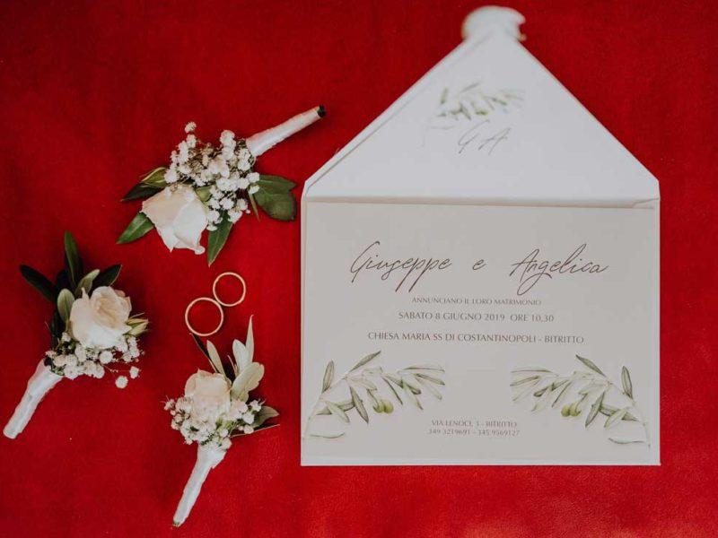 wedding in puglia invito