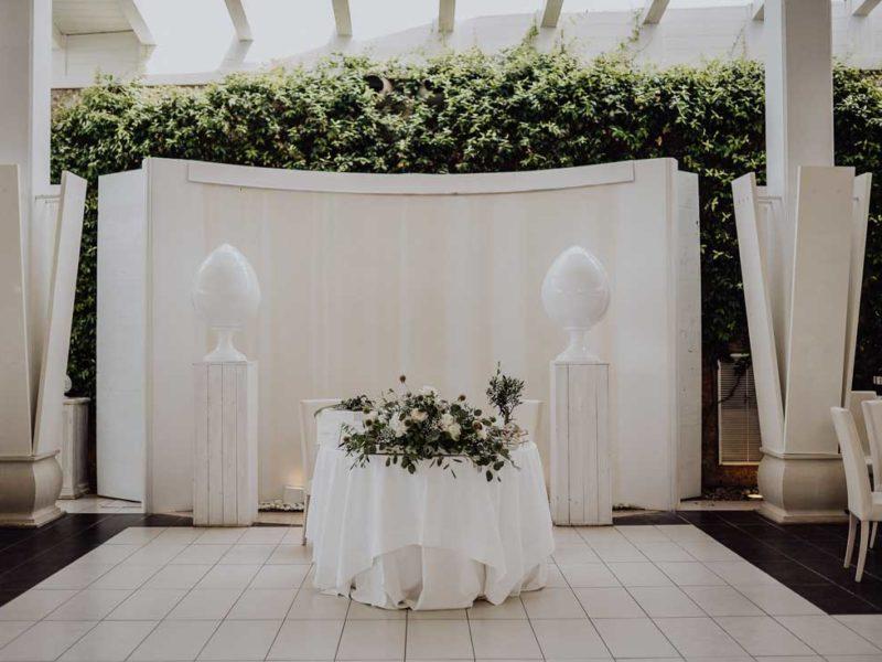 wedding in puglia tavolo degli sposi