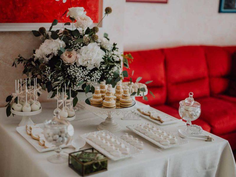 wedding in puglia tavolo imbandito