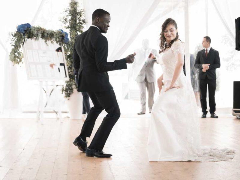 wedding in puglia ballo