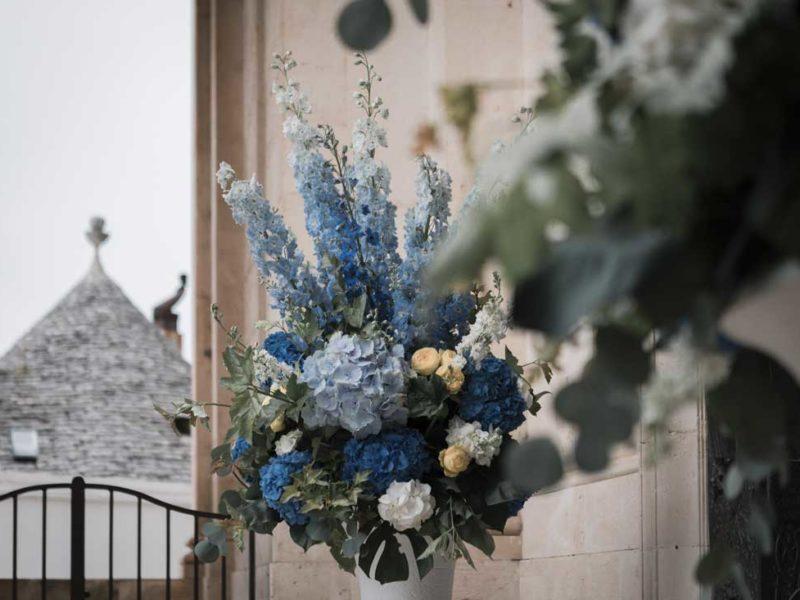 wedding in puglia fiori