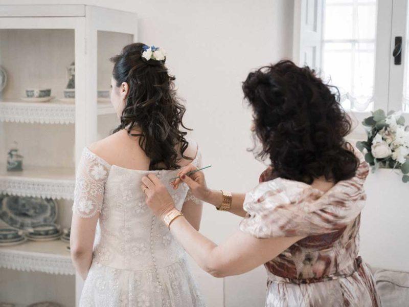 wedding in puglia preparazione sposa
