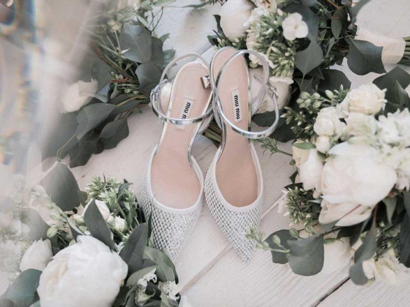 wedding in puglia scarpe della sposa