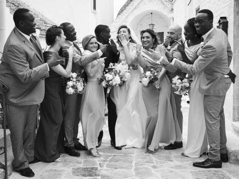 wedding in puglia sposi divertenti