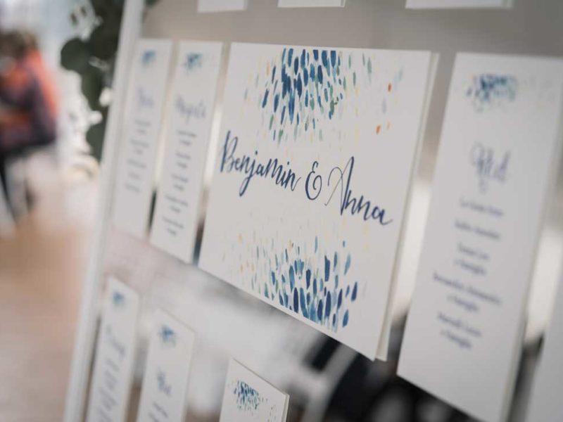 wedding in puglia tableau particolare