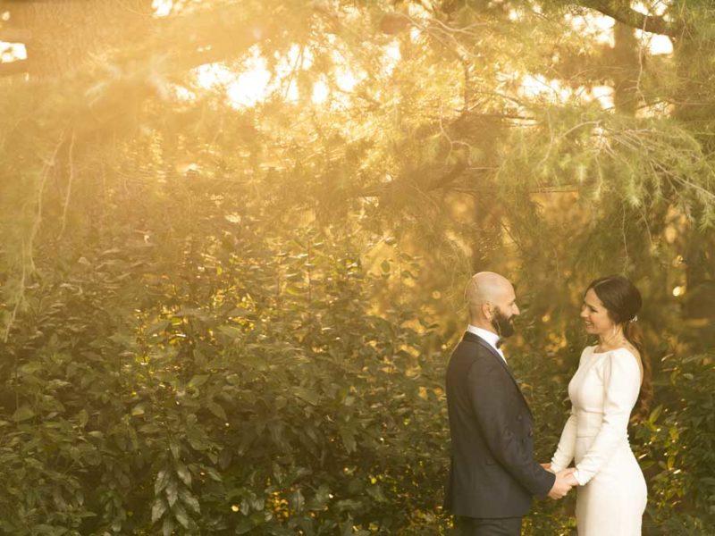 matrimonio glamour giulio e giulia tra la natura