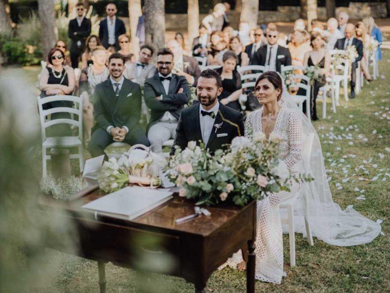 wedding in puglia angelo e celeste cerimonia