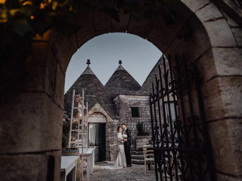 wedding in puglia angelo e celeste con trulli