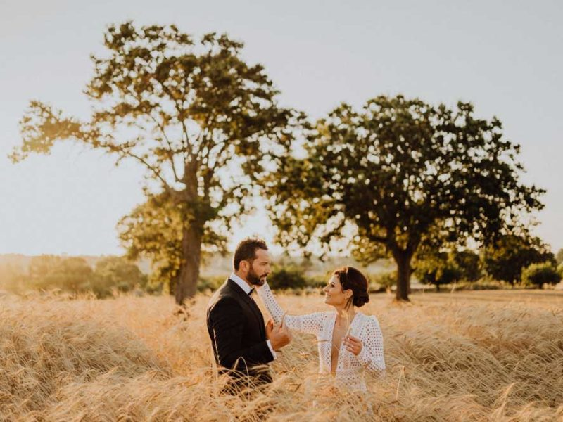 wedding in puglia angelo e celeste nel grano