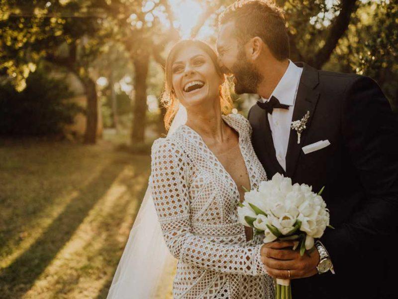 wedding in puglia angelo e celeste risate