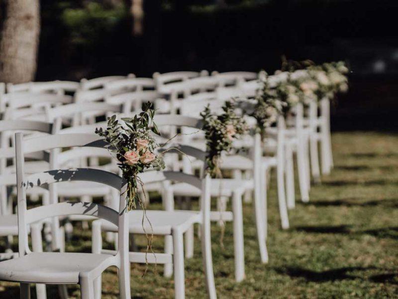 wedding in puglia angelo e celeste sedie degli invitati