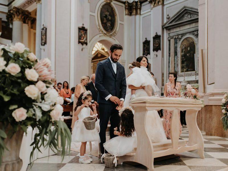 wedding in puglia marco e viviana in chiesa