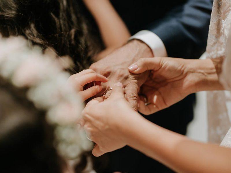 wedding in puglia marco e viviana scambio degli anelli