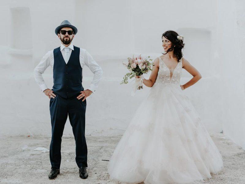 wedding in puglia marco e viviana simpatici