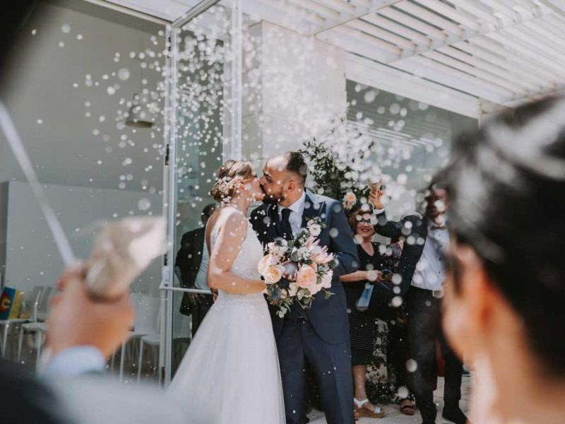 wedding in puglia pasquale e renee bacio