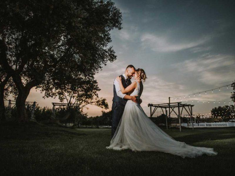 wedding in puglia pasquale e renee serale