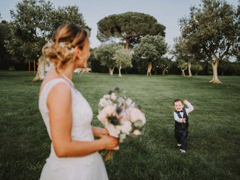 wedding in puglia renee e mattia sorridente