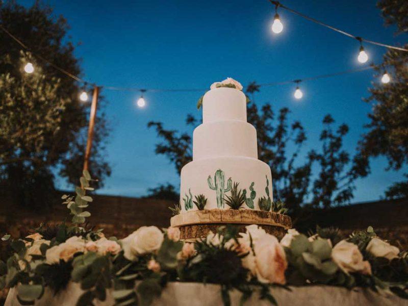 wedding in puglia torta di pasquale e renee